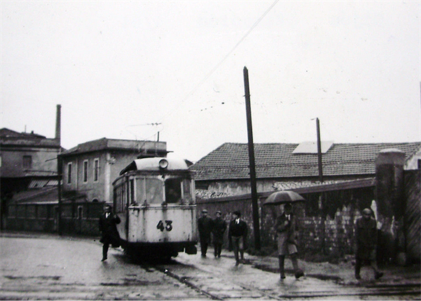 Tranvías de Gijón6