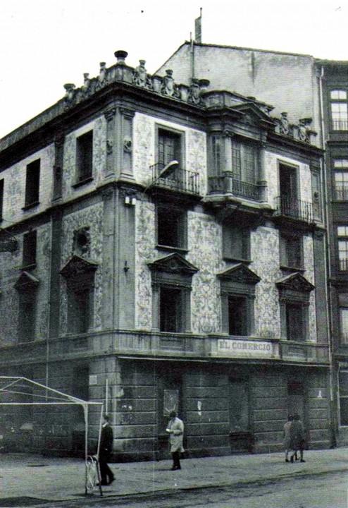 1967 Edificio del Diario El Comercio