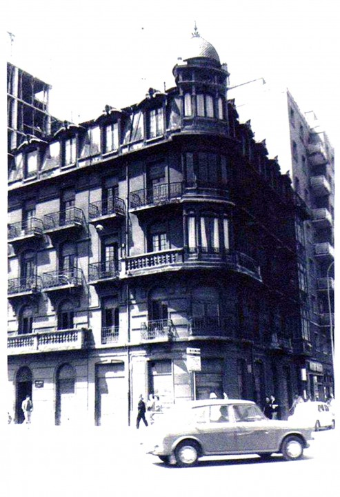 1970 Hermoso edificio en Carretera de La Costa con Avenida de la Constitución