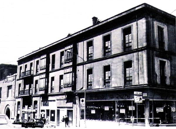 Fernandez Vallín, Palacio de cristal