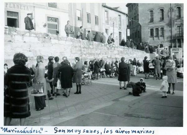 febrero de 1973 en la cuesta del Cholo