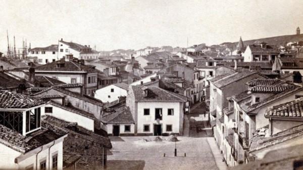 Calle los moros 1868