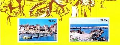 Gijón 1965. Las Bellezas de Asturias. (2)