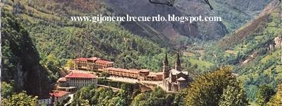 Gijón 1965. Las bellezas de Asturias