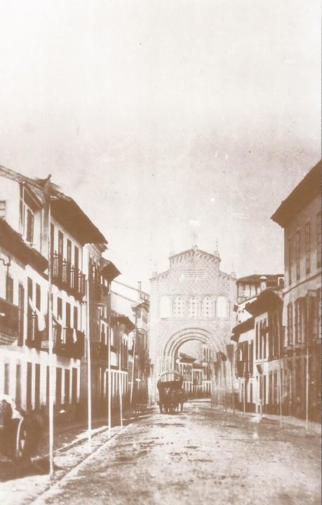 Calle Corrida 1858
