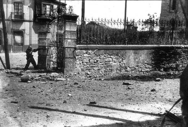 El asalto al cuartel de Simancas, Gijón, 21-08-1936