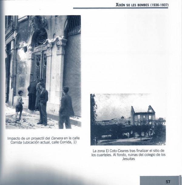 Gijón bajo las bombas 2