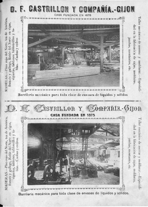 Maderas Castrillon 1893-2
