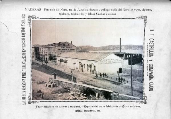 Maderas Castrillon 1893