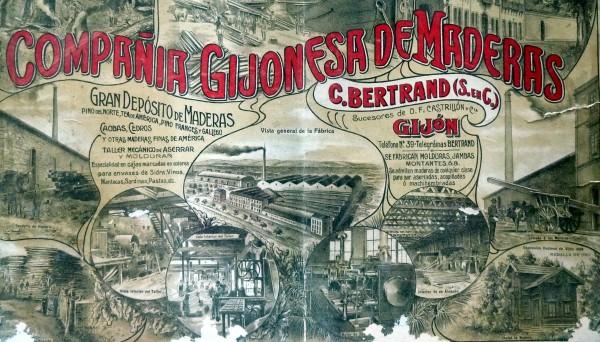 Publicidad Castrillón Museu Pueblu de asturies