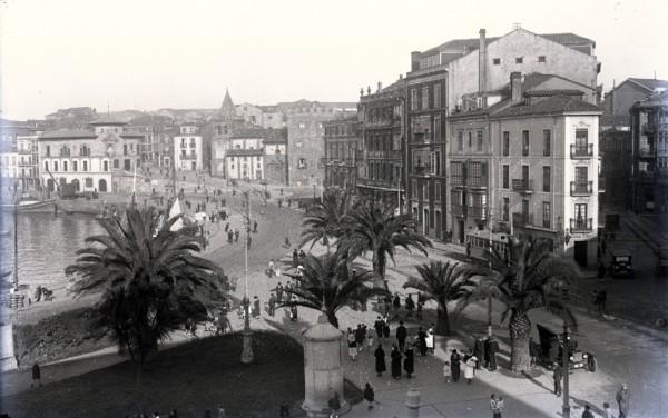 Vinck hacia 1920