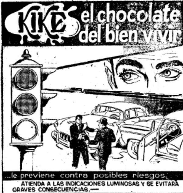 chocolates Kike