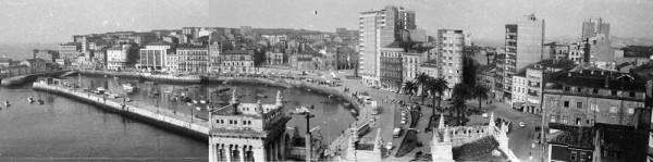 panoramica Aranda 1973