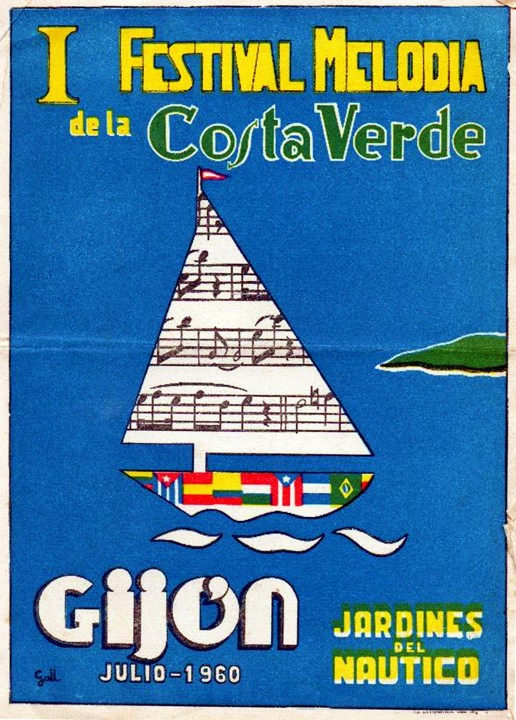 1960-I-festival-melodia-costa-verde