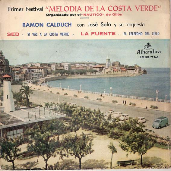 Disco I festival costa verde