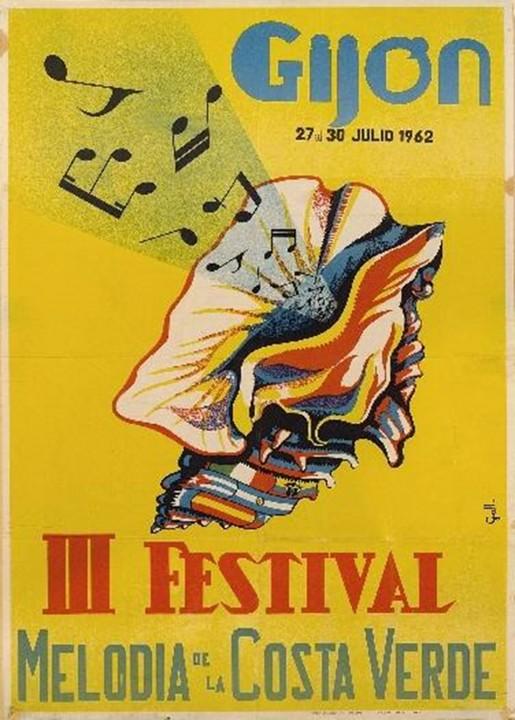 III festival melodia costa verde 1962