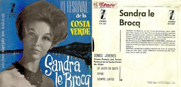 disco tercer festival de la costa verde 1962