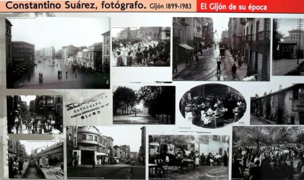 El Gijón de su época