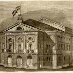 Gijón. El Teatro de Jovellanos.