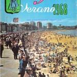 Gijón. Verano de 1968