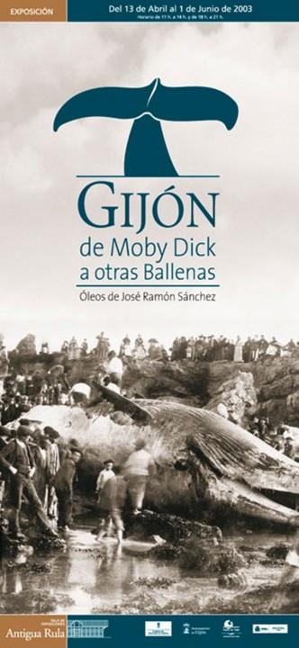 Gijón de Moby Dick a otras Ballenas