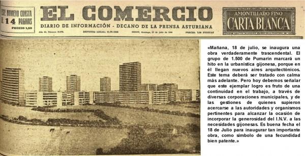 1500 el Comercio  17 de julio de 1960