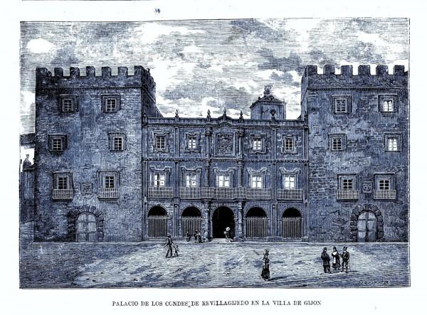 13. Palacio de los condes de revillagijedo