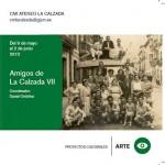 Gijón. Exposición Amigos de La Calzada VII