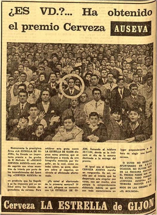 16-12-1959 concurso cerveza Auseva