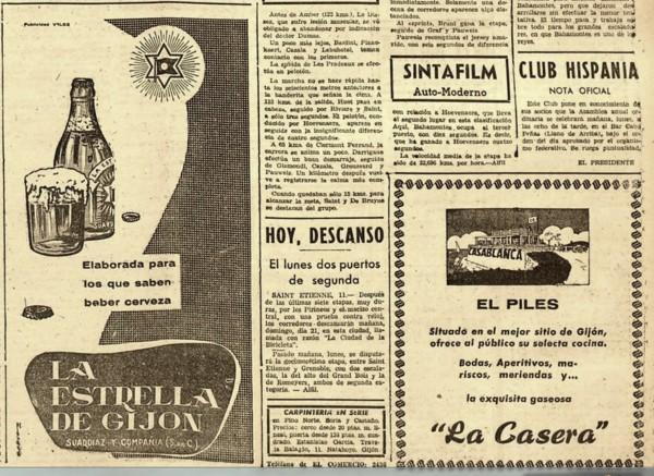 anuncio la Estrella el comercio 12-07-1959