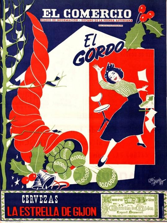 comercio color 1957