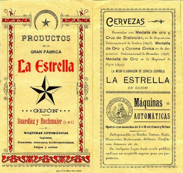 estrella anuncio 1902-1