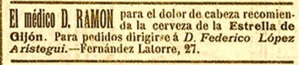 noroeste 1911 anuncio estrella