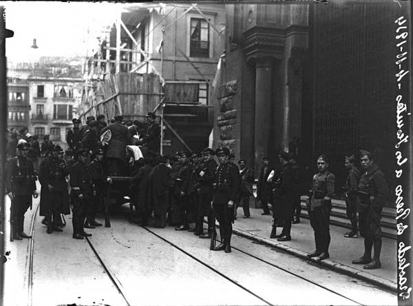 1926 Traslado presos a los Jesuitas. 4-11-1934