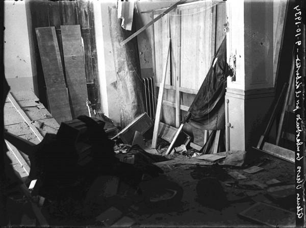 1964. Destrozos Ateneo Obrero. 9-10-1934
