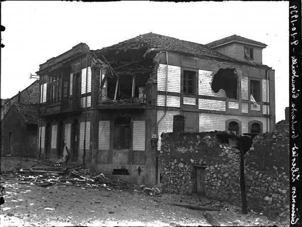 1969. Bombardeo Cimavilla, cañonero Libertad 9-10-1934