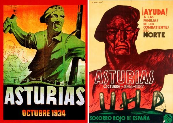 cartel 1 Revolucion 1934