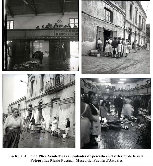 Mario Pascual- La rula 1963