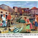 Gijón. Les Pescaderes.
