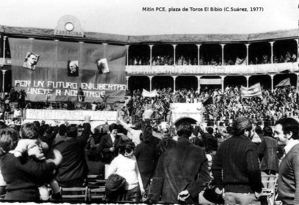 abril 1977 suarez