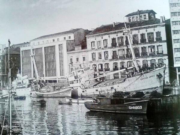 Capitao Abreu . Foto Encinas 1971