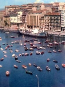 Gijón. Barco Capitao Abreu
