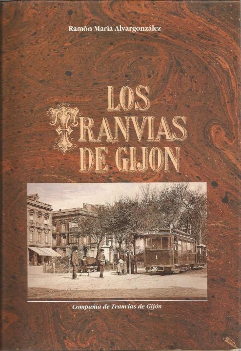 portada libro los  tranvía de Gijón