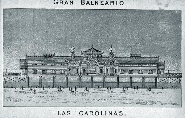 1888 las carolinas