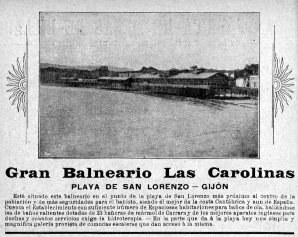 Las carolinas 1902