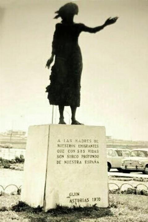 La madre emigrante 1970