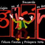 Felices Fiestas y próspero año 2016.