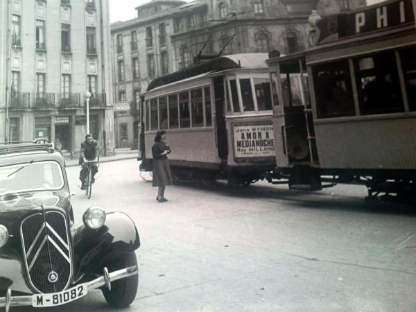 1955 tranvia Somio
