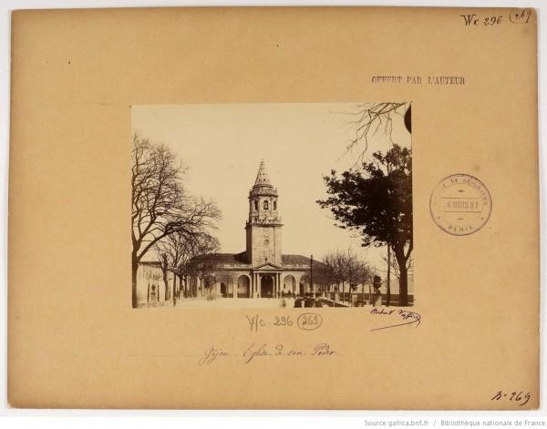 F. 269. Gijon, église de San Pedro