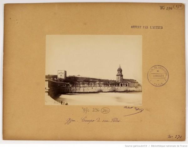 F. 270. Gijón, Campo de San Pedro
